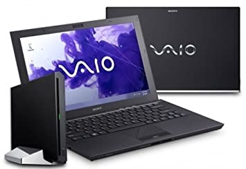 Sony VAIO VPCZ23N9E - Ordenador portátil (Portátil, Negro, Concha, i7-2640M, Intel Core i7-2xxx, Smart Cache): Amazon.es: Informática