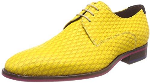 Floris Van Bommel Mannen 14157 Derby Geel (geel)