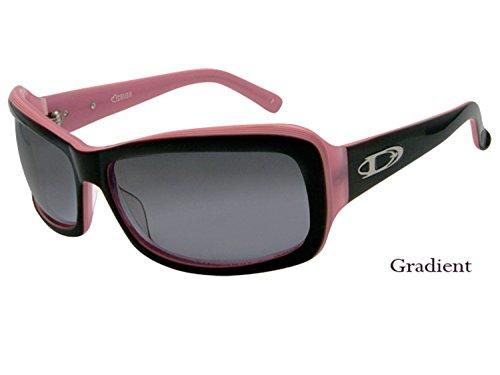 DIVINE Eyewear Women Sunglasses (CRUSH , brown pink striped / Gradient, one - Divine Sunglasses