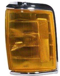 TOYOTA VAN 4 RUNNER CORNER LIGHT LEFT (DRIVER SIDE) CHR 1984-1986