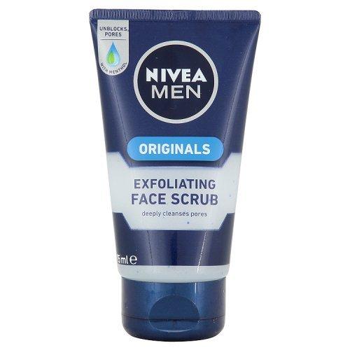 Nivea Men Exfoliating Face Scrub , 75ml 100695911