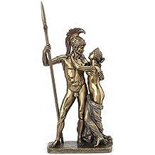 Ares and Aphrodite (Mars and Venus) Greek Gods Statue