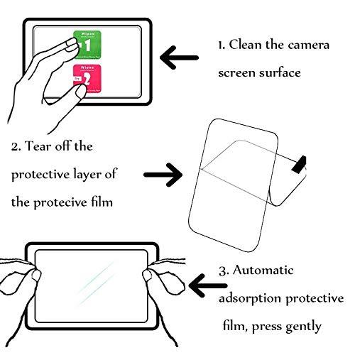 iv m5 rx10v Sony 強化ガラスフィルム LCD+ショルダースクリーン III IV