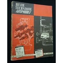 Revue technique automobile, Opel Rekord A ou PII, 1.5L et 1.7L, n° 225, janvier 1965