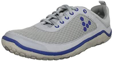 Vivobarefoot Neo M Mens Running sneakers / Shoes - Grey : Blue - SIZE US 9