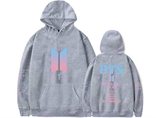 CHAIRAY BTS Love Yourself Answer Hoodie Jungkook Jimin Photo Zipper Sweater
