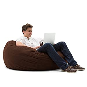 Stupendous Top 10 Best Bean Bag Chairs For Adults Of 2019 Reviews Evergreenethics Interior Chair Design Evergreenethicsorg
