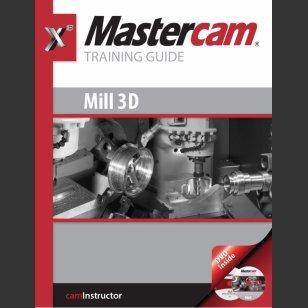 mastercam x9 training guide mill 3d matthew manton duane weidinger rh amazon com  mastercam training guide-4 & 5 axis book