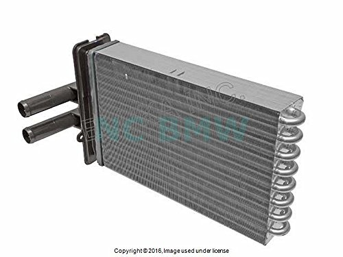 (Porsche 986 987 996 997 Heater Core OEM Veleo NEW hvac heating hot water)