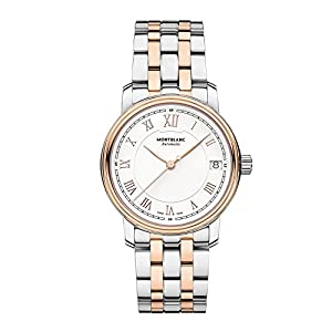 Montblanc 114369 Tradition Date Automatic Mens Watch