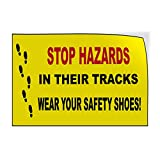 Fastasticdeals Industrial Safety Posters