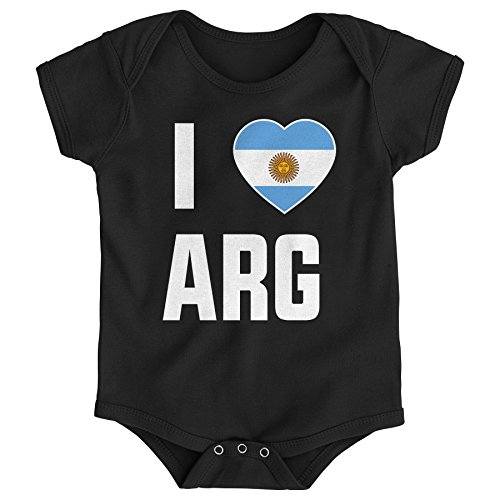 World Cup Soccer Argentina Infants