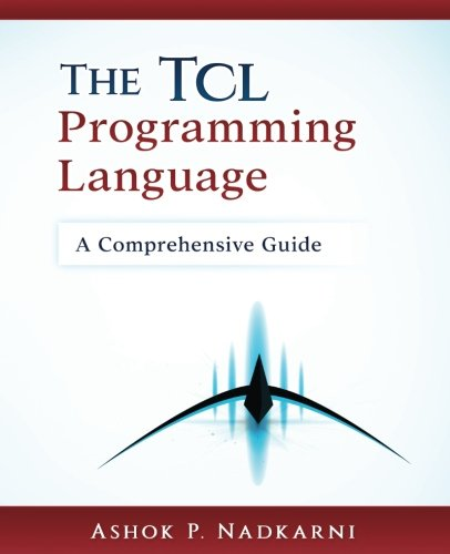 Price comparison product image The Tcl Programming Language: A Comprehensive Guide
