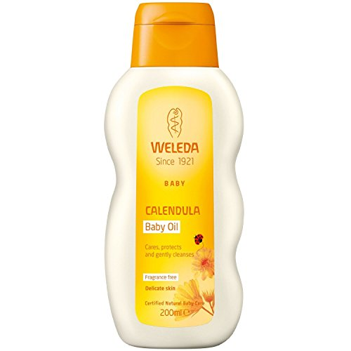 Weleda Body Oil for Baby-Calendula-6.5 Oz.
