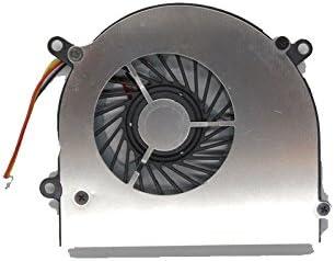 RTDpart - Ventilador de CPU para Ordenador portátil CLEVO P151HM P150HM BS6005MS-U0D: Amazon.es: Informática