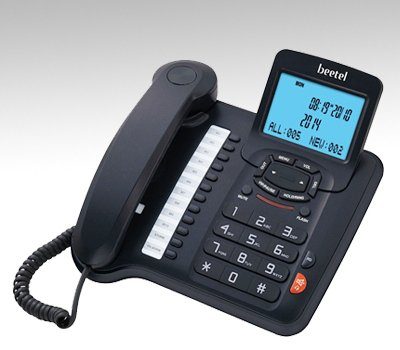 Beetel M 91 Luxury Phone With Hight End Speakerphone And Headset Jack Option Perfect For Villas Mnc Receptions Hotels Amazon In Electronics