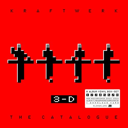 3-D: The Catalogue (8LP 180-Gram Vinyl Box Set w/Digital Download) by Atlantic