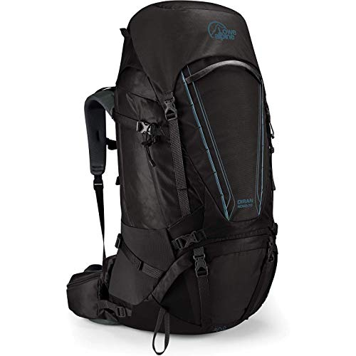 - Lowe Alpine Womens DIRAN ND60:70 Backpack (Anthracite)