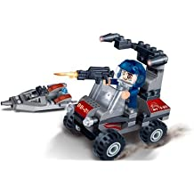 BanBao Mission Eagle Special Forces Vehicle Playset