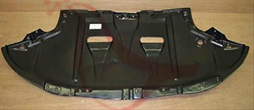 OE Replacement Audi A4 Lower Engine Cover Partslink Number AU1228102