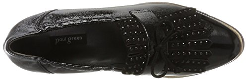 Mocassins Noir 2176021 Green Schwarz Paul Femme Black gzEUcOqH