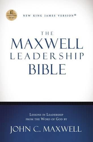 NKJV, The Maxwell Leadership Bible, - New Jersey Near Malls