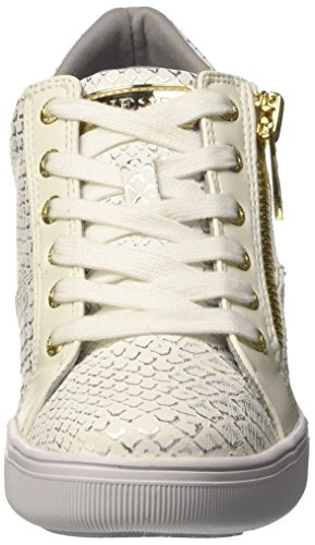 Active Mujer Zapatillas para Blanco Lady White Guess Footwear White 5wq7Xz5at