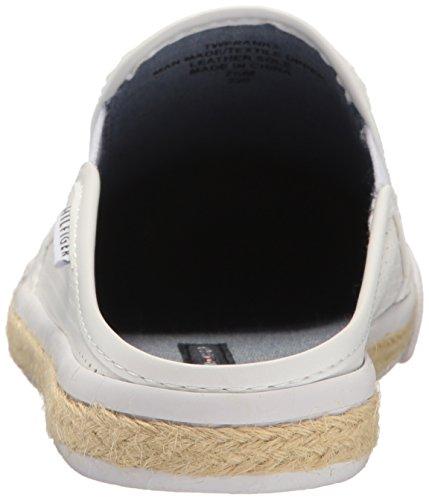 Tommy Hilfiger Womens Frank Sneaker Bianco
