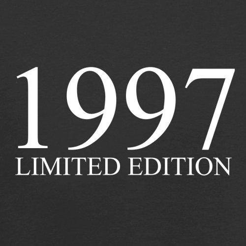1997 Limierte Auflage / Limited Edition - 20. Geburtstag - Herren T-Shirt - Schwarz - XXL
