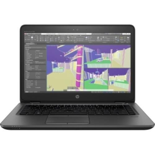 HP ZBook Workstation High Performance 14 inch Full HD Laptop PC | Intel Core i7-7500U | FirePro W4190M | 8GB...