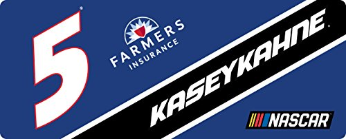Kasey Kahne #5 Bumper Sticker - Kasey Kahne Bumper