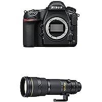 Nikon D850 FX-format Digital SLR Camera Body w/ AF-S NIKKOR 200-400MM F/4G ED VR II Lens