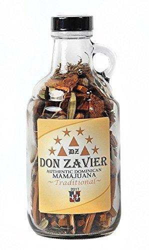 - Don Zavier Mamajuana 750 mL (Traditional)
