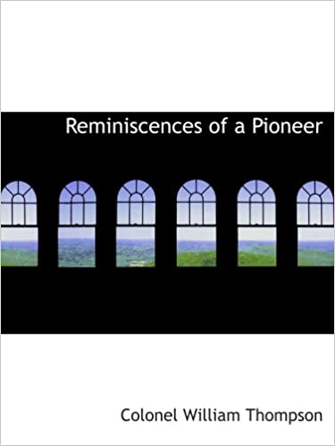 The best audio books free download Reminiscences of a Pioneer in Swedish PDF FB2