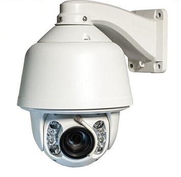 Cámara IP 1080P PTZ, Full HD, zoom óptico de 20 x interior y exterior