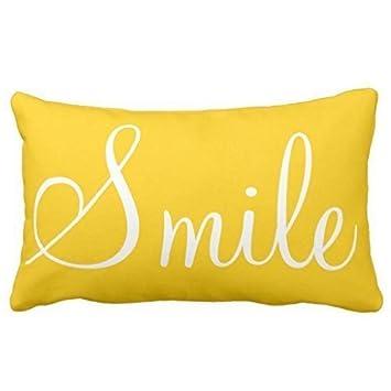 Amazon.com: Uiowsbe - Fundas de almohada personalizables con ...