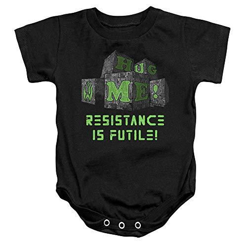 Star Trek Borg Blocks Baby Onesie Bodysuit, 12 Months ()