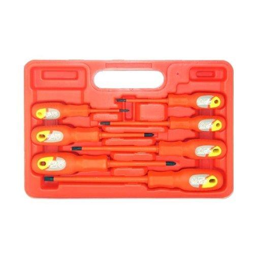 Neiko Tools USA 7 pc Insulated Screwdriver Set