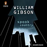 Bargain Audio Book - Spook Country