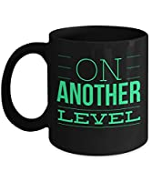 Another Level Coffee Mug from Gearbubble
