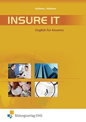 Insure It - English for Insurers: Schülerband