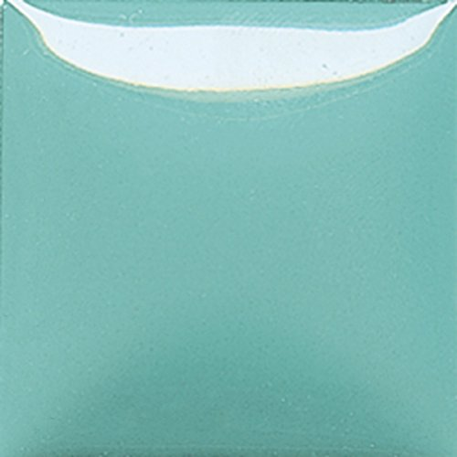 Duncan Envision Glazes - IN 1079 - Turquoise - 4 Ounce Jar