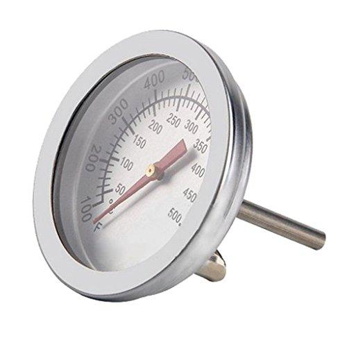 NON Baoblaze Reemplazo 50-500 ℃ / 100-1000 del Temperature del Termómetro del Indicador De Temperatura del Fumador De La...