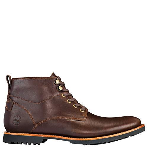 Timberland Kendrick Waterproof Chukka Boot - Men's Dark Brown Full Grain, 11.0 ()