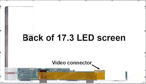 2005eo Laptop - New Pavilion dv7-2005eo Laptop Screen 17.3 LED Bottom Left WXGA++ 1600x900