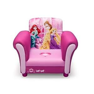 Amazon.com: Delta Princesa tapizado silla, diseño de ...