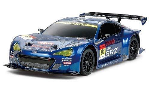 タミヤ 1/10 電動RCカーシリーズ No.548 スバル BRZ R & D スポーツ (TA06)(中古品) B07SQ3SHSS