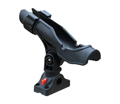 Brocraft Heavy Duty Power Lock Fully Adjustable Rod Holder For Sale
