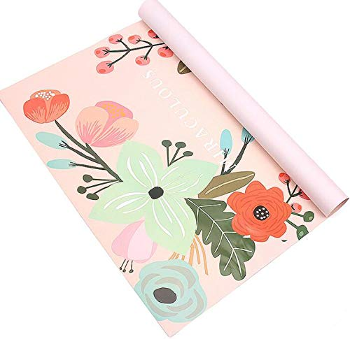 - 50x70cm Gift Jungle Flamingo Wrapping Paper Roll for Wedding Kids Birthday Holiday Gift Wrap Craft Paper Decor Gifts