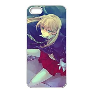 iphone5 5s White Soul.Eate phone case Christmas Gifts&Gift Attractive Phone Case HLN5A0223097
